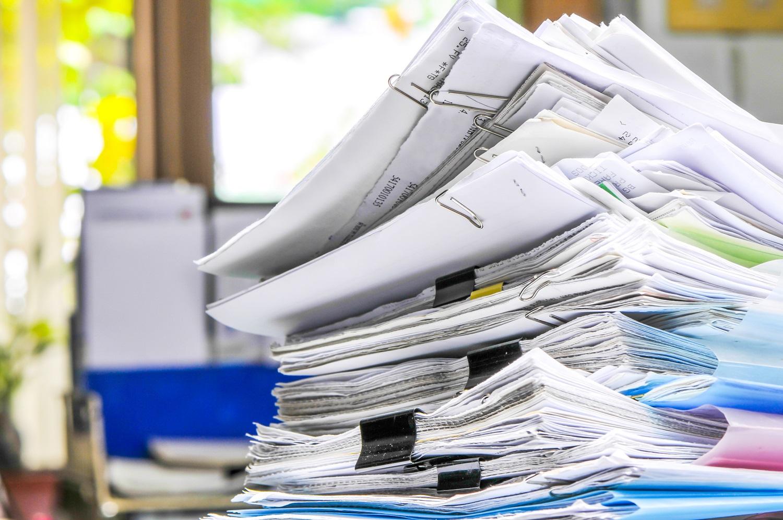 burocracia nas empresas